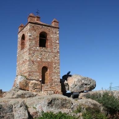 Campanario ermita Virgen del Castillo
