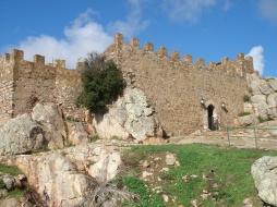 Entrada ermita Virgen del Castillo