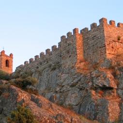Exteriores ermita Virgen del Castillo